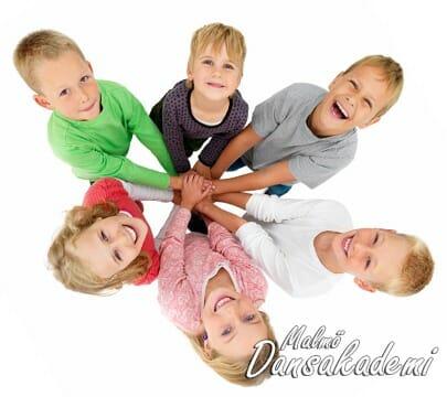 TISDAG KL. 18.00-19.00   DANCE KIDS 3-5 ÅR